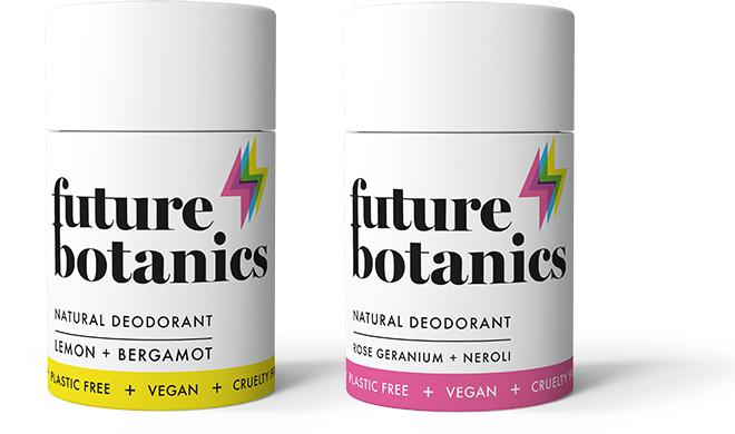 Future Botanics Natural Deodorant