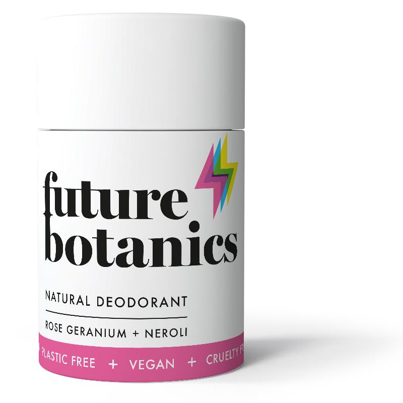 Rose Geranium + Neroli Natural Deodorant